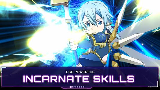 Hack Game Sword Art Online Alicization Rising Steel apk free