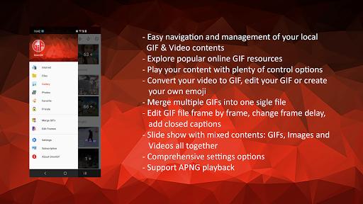 GIF Player - OmniGIF apktram screenshots 1