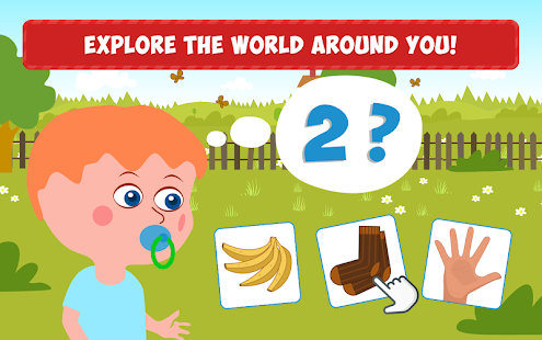 The Blue Tractor: Fun Learning Games for Toddlers 1.2.0 Screenshots 12
