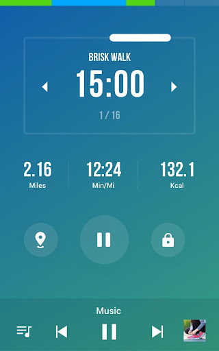 Walking App for Weight Loss Tracking