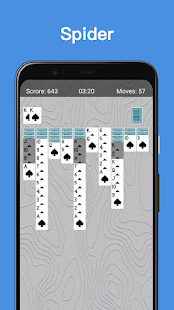 Classic Games - Solitaire, Spider, Minesweeper