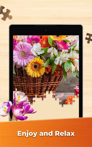Jigsaw Puzzles - HD Puzzle Games 2.9.1-20111281 screenshots 16