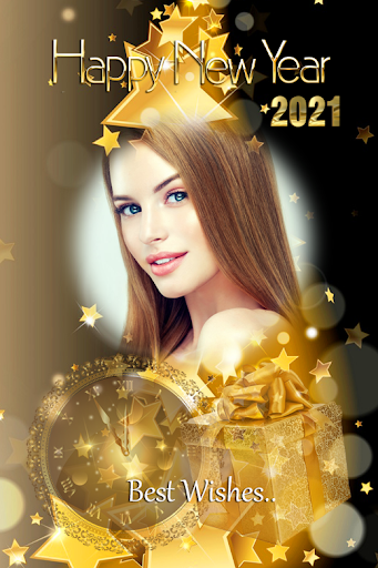 New Year 2021 Frame - New Year Greetings 2021 1.0.4 Screenshots 7