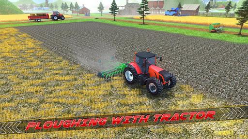 Farming Tractor Simulator 2020: Farming Games 2020 screenshots 6