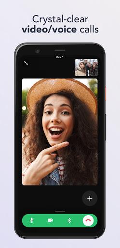 Pinngle Safe Messenger: Free Calls & Video Chat  screenshots 1