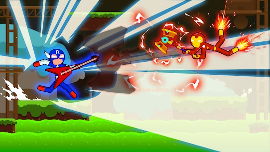 Spider Stickman Fighting 2 – Supeme Dual Full Apk Download 3