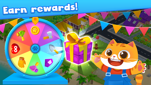 Tabby Town android2mod screenshots 4