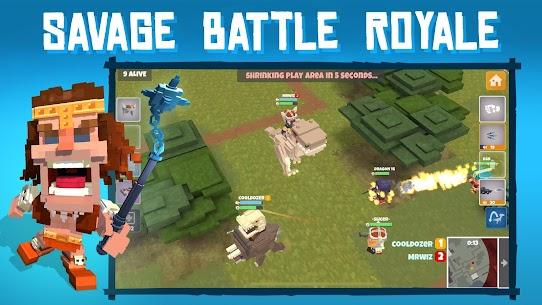 Dinos Royale – Multiplayer Battle Royale Legends Mod Apk (No Ads) 1