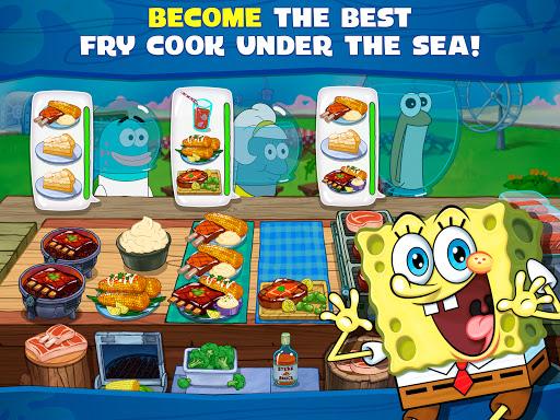 SpongeBob: Krusty Cook-Off 1.0.38 screenshots 9