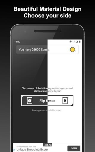 Crypto Sense - Earn Sense and trade it for Crypto  screenshots 1