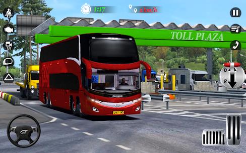 Modern Otobüs Oyunu: Otobüs park etme 2020 Full Apk İndir 3