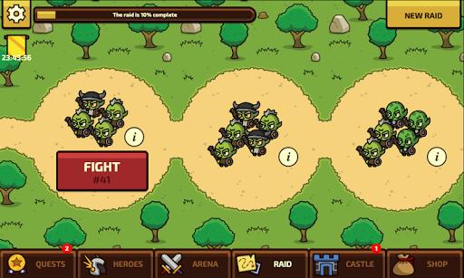 Raid Heroes: Total War 1.2.15 screenshots 2
