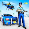 US Police Crime Chase -  Crime Shooting games app apk icon