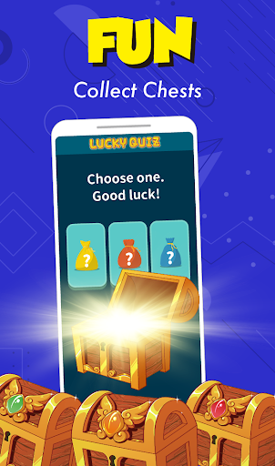 Trivia game & 30k+ quizzes, free play - Lucky Quiz modavailable screenshots 5