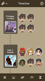 Image For Not Exactly A Hero: Interactive Story Game Versi 1.0.4 4