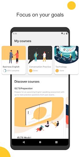 Cambly - English Teacher 4.1.9 Screenshots 8