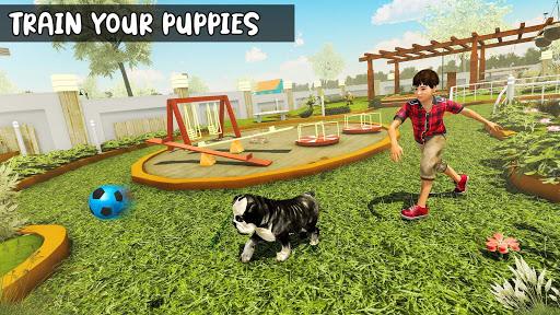 Family Pet Dog Home Adventure Game 1.2.5 screenshots 9