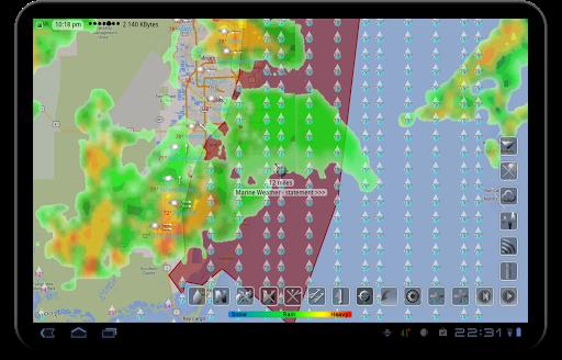 Weather app & widget with barometer: eWeather HDF  Screenshots 23
