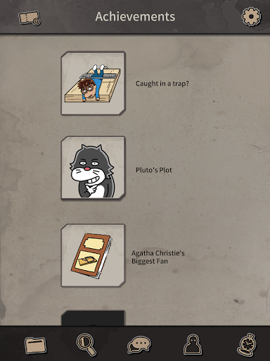 Murders on Budapest!: Visual Novel Detective Game 1.0.1 screenshots 21