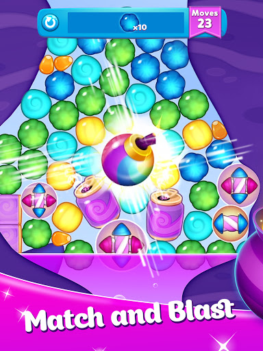 Crafty Candy Blast - Sweet Puzzle Game 1.30 screenshots 6