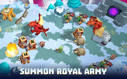 Summon Revolt: Magic Battle apkpoly screenshots 15
