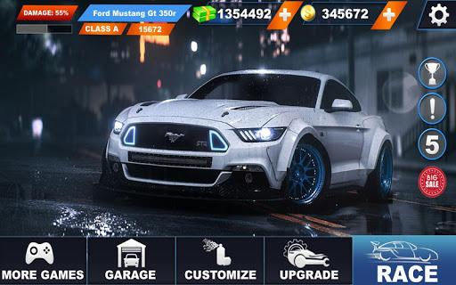 Mustang GT 350r: Extreme City Stunts Drive & Drift  Screenshots 7
