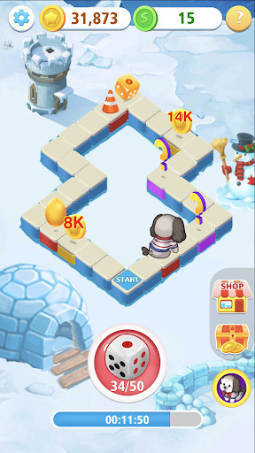 Lucky Dice-Hapy Rolling screenshots 4