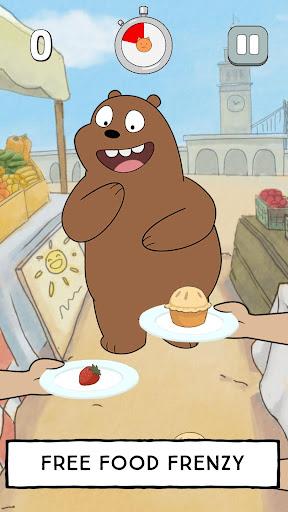 We Bare Bears - Free Fur All: Mini Game Arcade  Screenshots 7