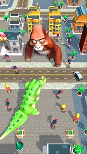 Rampage : Giant Monsters MOD APK 0.1.13 (Free Purchase) 1