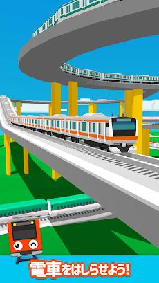 ツクレール 線路をつなぐ電車ゲームのおすすめ画像1