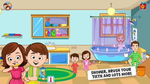 My Town: Home Dollhouse: Kids Play Life house game  screenshots 8