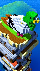 Tower Craft – Block Building Apk 3