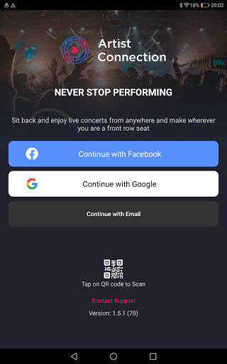 Artist Connection: Discover & Enjoy HQ Music ud83cudfb5 android2mod screenshots 7