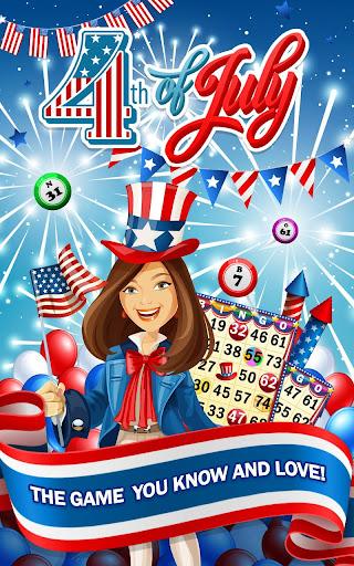4th of July - American Bingo apkdebit screenshots 7