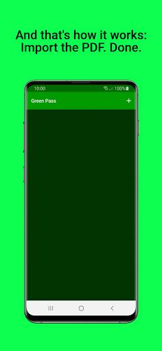 Green Pass PDF Wallet apktram screenshots 5