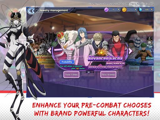 One-Punch Man: Road to Hero 1.8.0 Screenshots 8