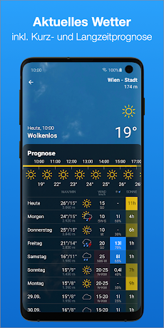 bergfex/Wetter App - Prognosen Regenradar & Webcamのおすすめ画像2