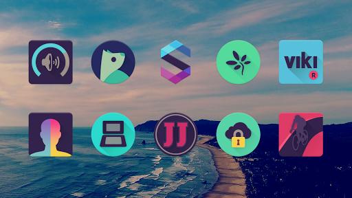 Viral - Free Icon Pack  Screenshots 4