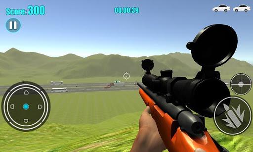 Sniper Traffic Hunter Game 1.5 screenshots 12