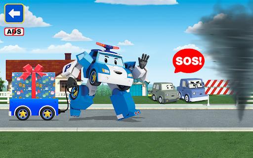 Robocar Poli: Mailman! Good Games for Kids!  screenshots 16