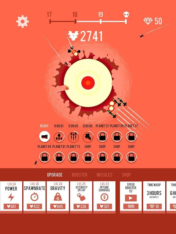 Planet Bomber!  poster 8