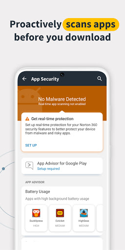 Norton 360: Online Privacy & Security android2mod screenshots 6