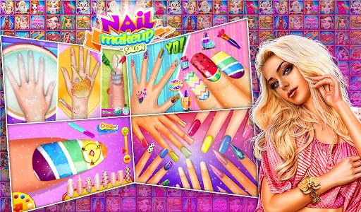 Homemade Makeup kit: Girl games 2020 new games 1.0.4 screenshots 4