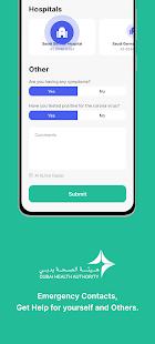 COVID19 - DXB Smart App 6.1-gms Screenshots 4