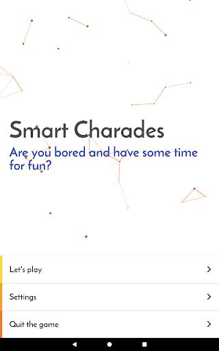 Smart Charades EN 1.3 screenshots 6