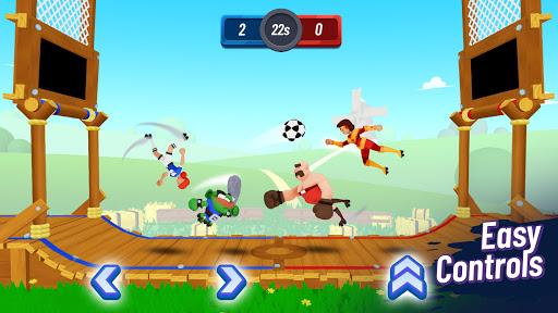 Ballmasters: Ridiculous Ragdoll Soccer android2mod screenshots 5