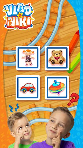 Vlad & Niki. Educational Games 1.9 screenshots 9