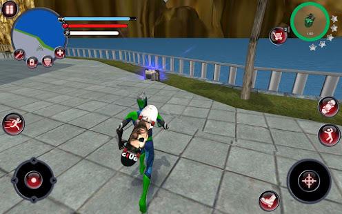 Rope Hero 3.2.4 Screenshots 6