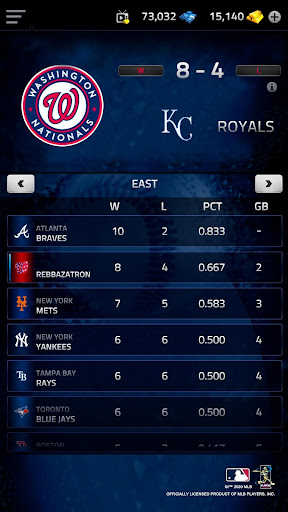 MLB Tap Sports Baseball 2020 2.0.3 screenshots 8