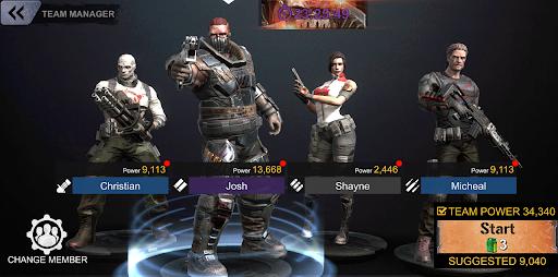 DEAD WARFARE: RPG Zombie Shooting - Gun Games Apkfinish screenshots 6